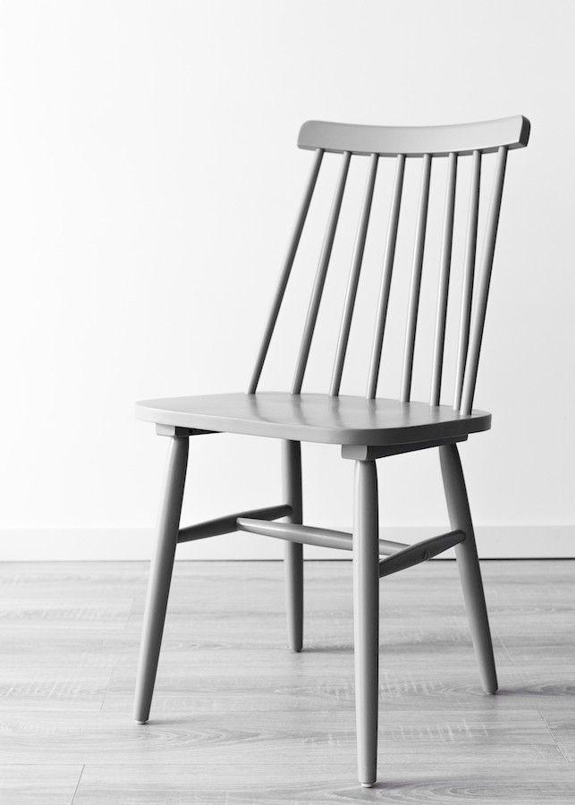 Accis silla gris