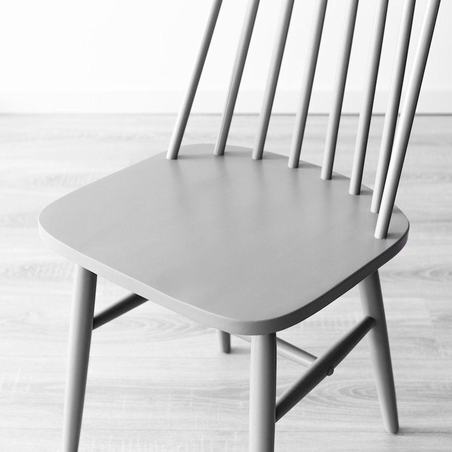 Accis cadeira cinzenta