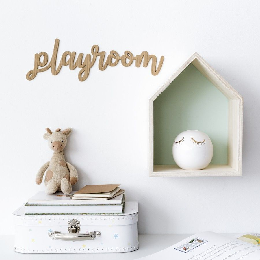 Play Room Letrero