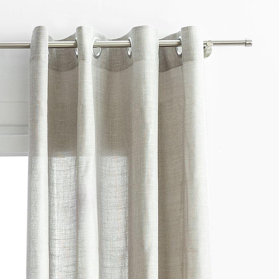 Liss cortina gris
