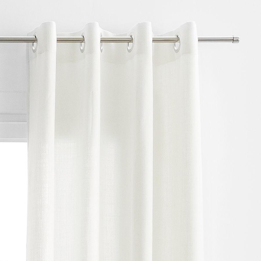 Jan cortina branca