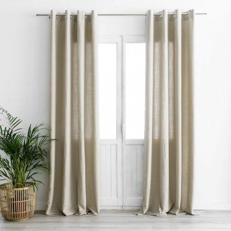 Jan cortina natural