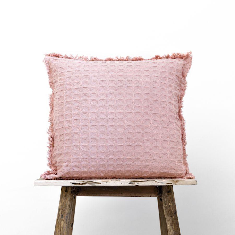 Obi almofada rosa 45x45