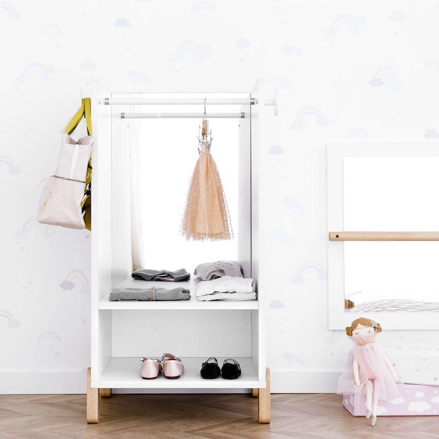 Tale armario con espejo