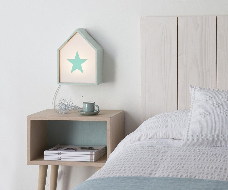 Star casita con luz