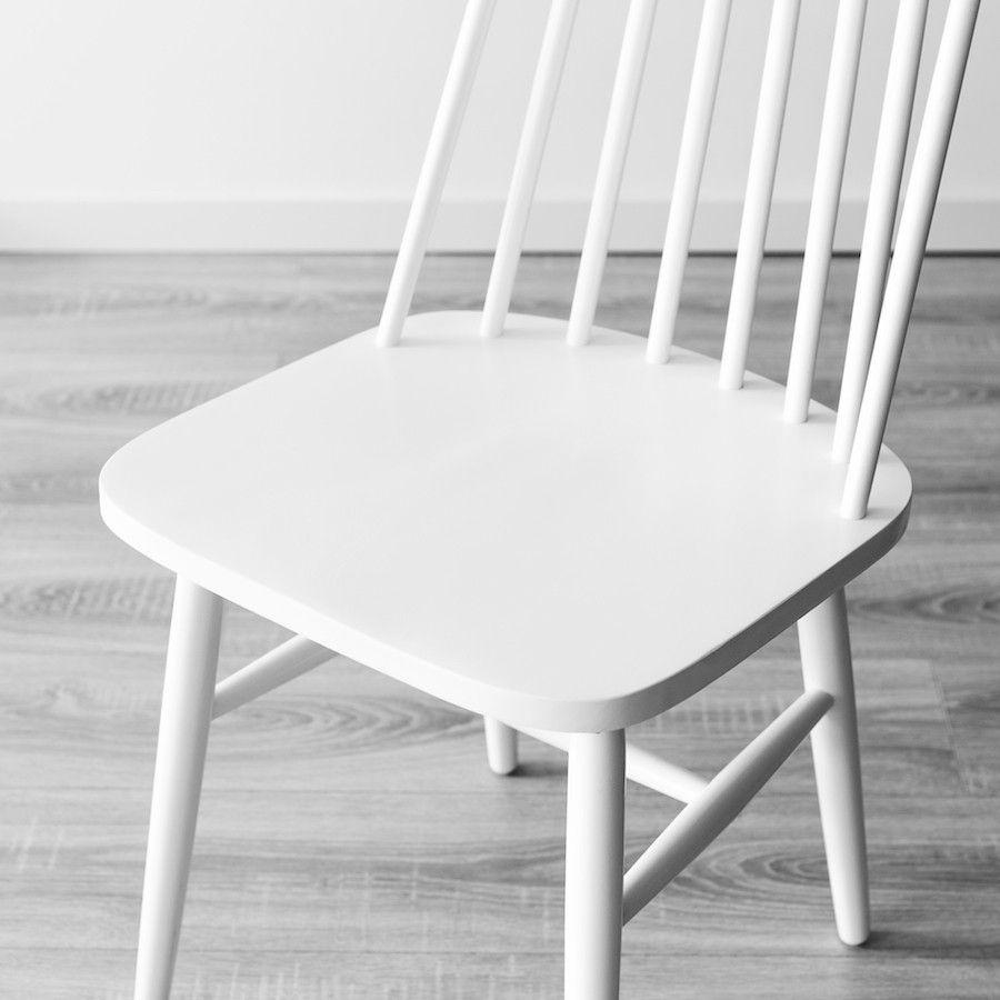 Accis silla blanca