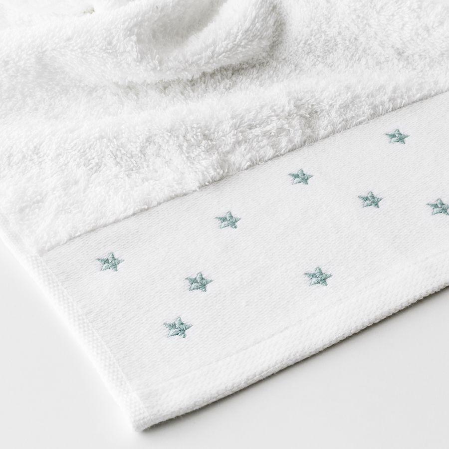 Set toalhas Stars menta