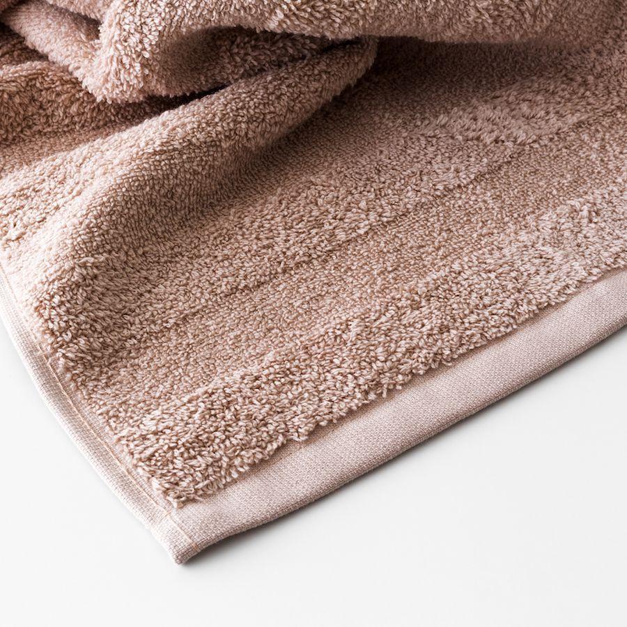 Basic set de toallas rosa