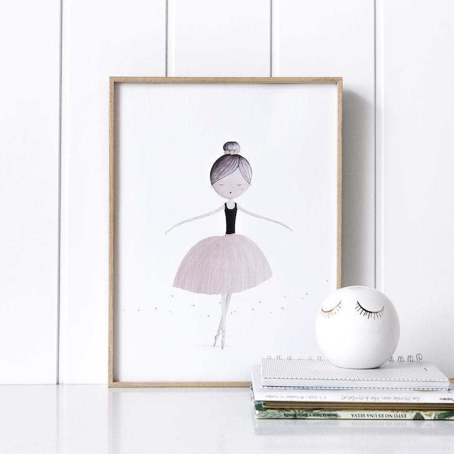 Sweet ballerina póster