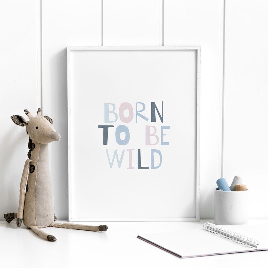 Teen wild póster
