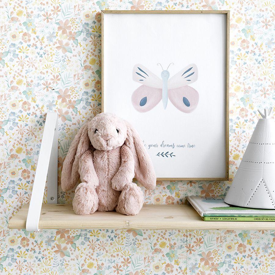 Blush bunny peluche