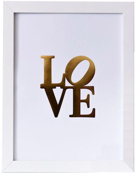 Love lámina 21X30