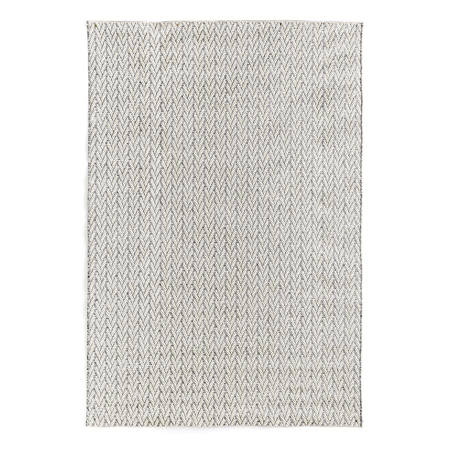 Moor alfombra gris