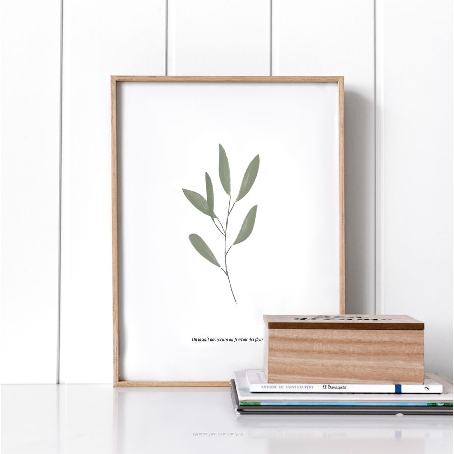 Branch lámina