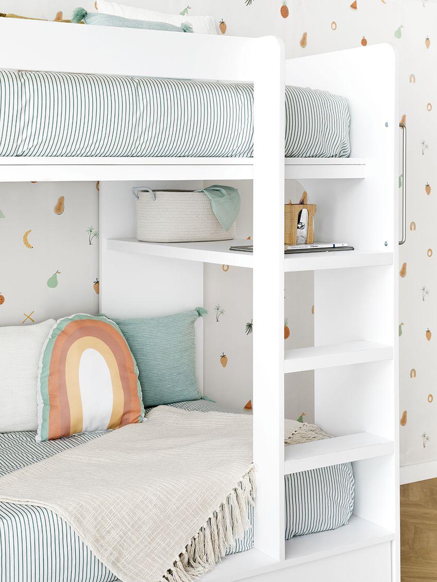 City litera con cama nido