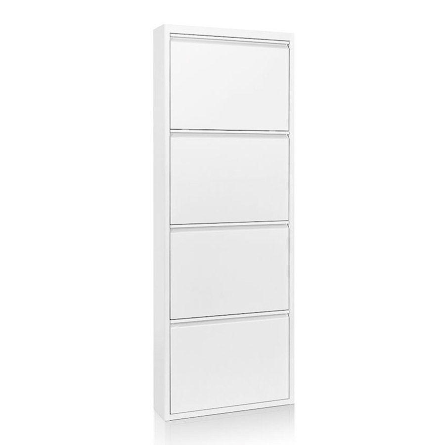 Less Sapateira 4 Portas Branco