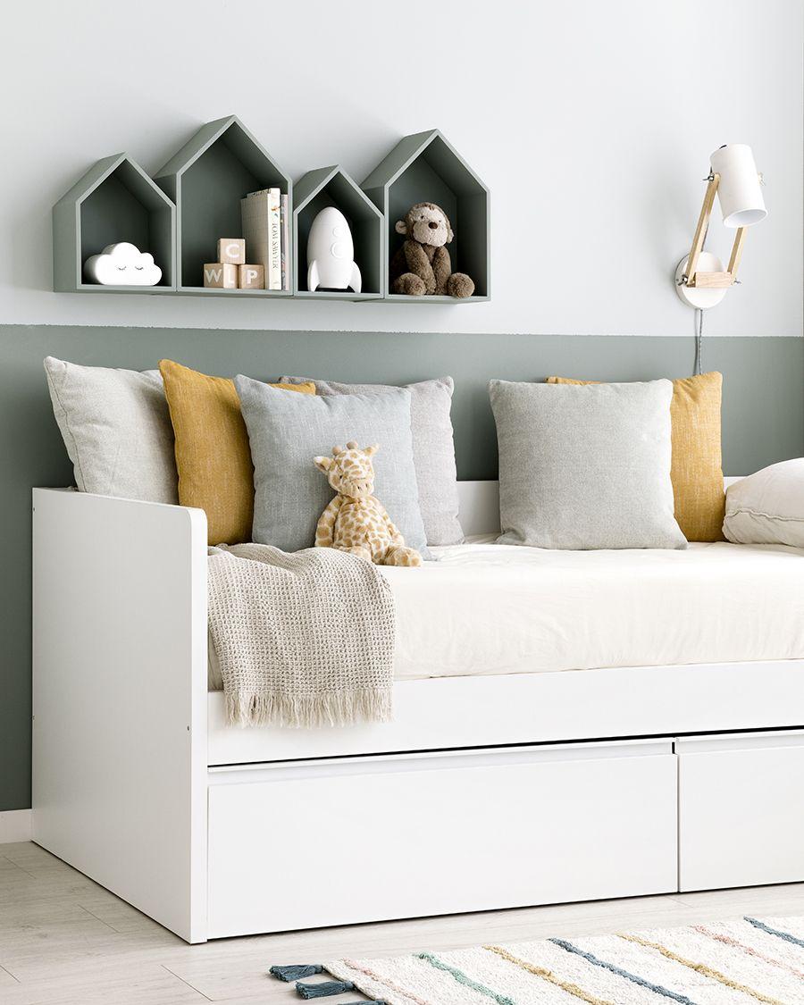 Line cama com gavetas