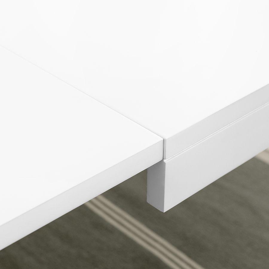 Lane mesa extensible blanca 120