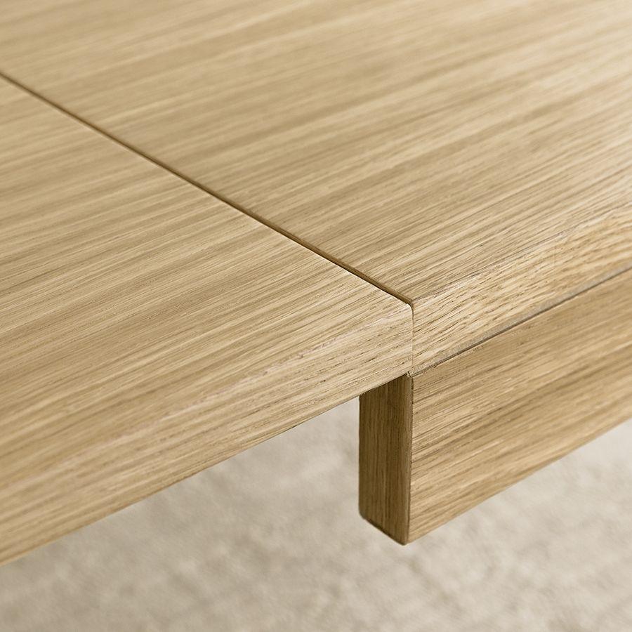 Lane mesa extensível carvalho 120