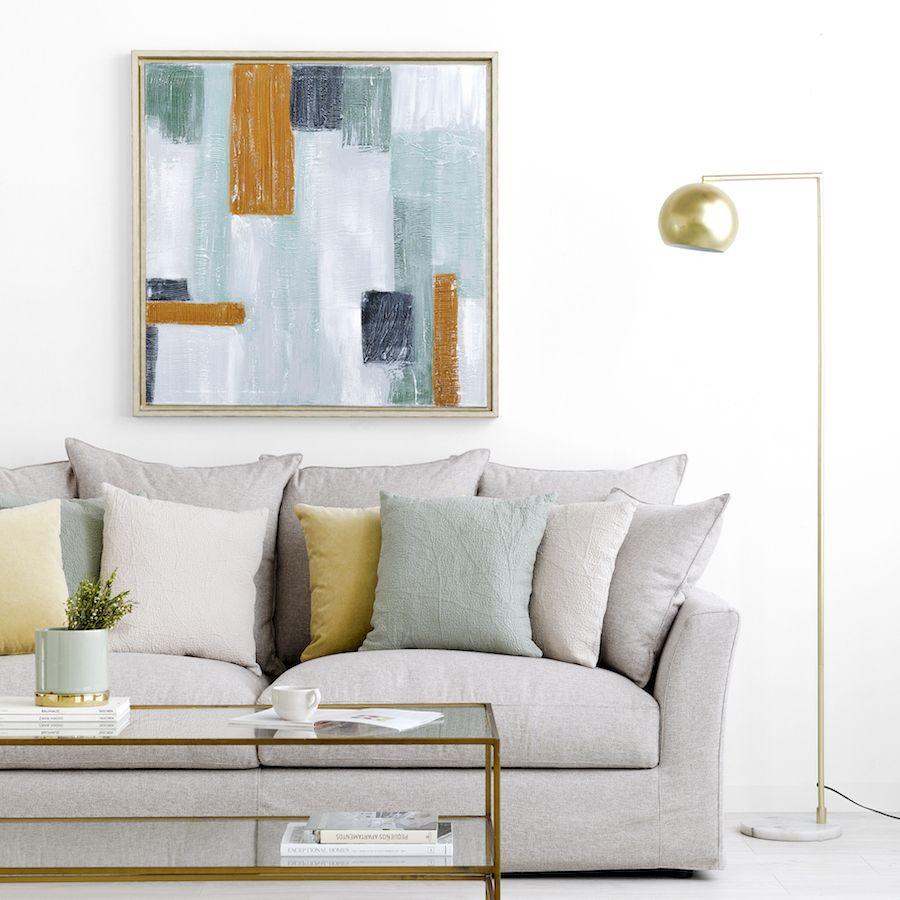 Art cuadro con marco