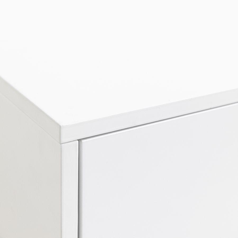 Unite mueble TV blanco 180