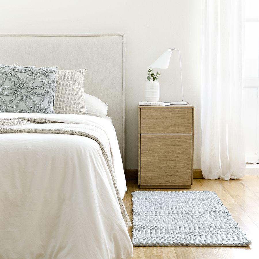 Braid alfombra aqua pequeña