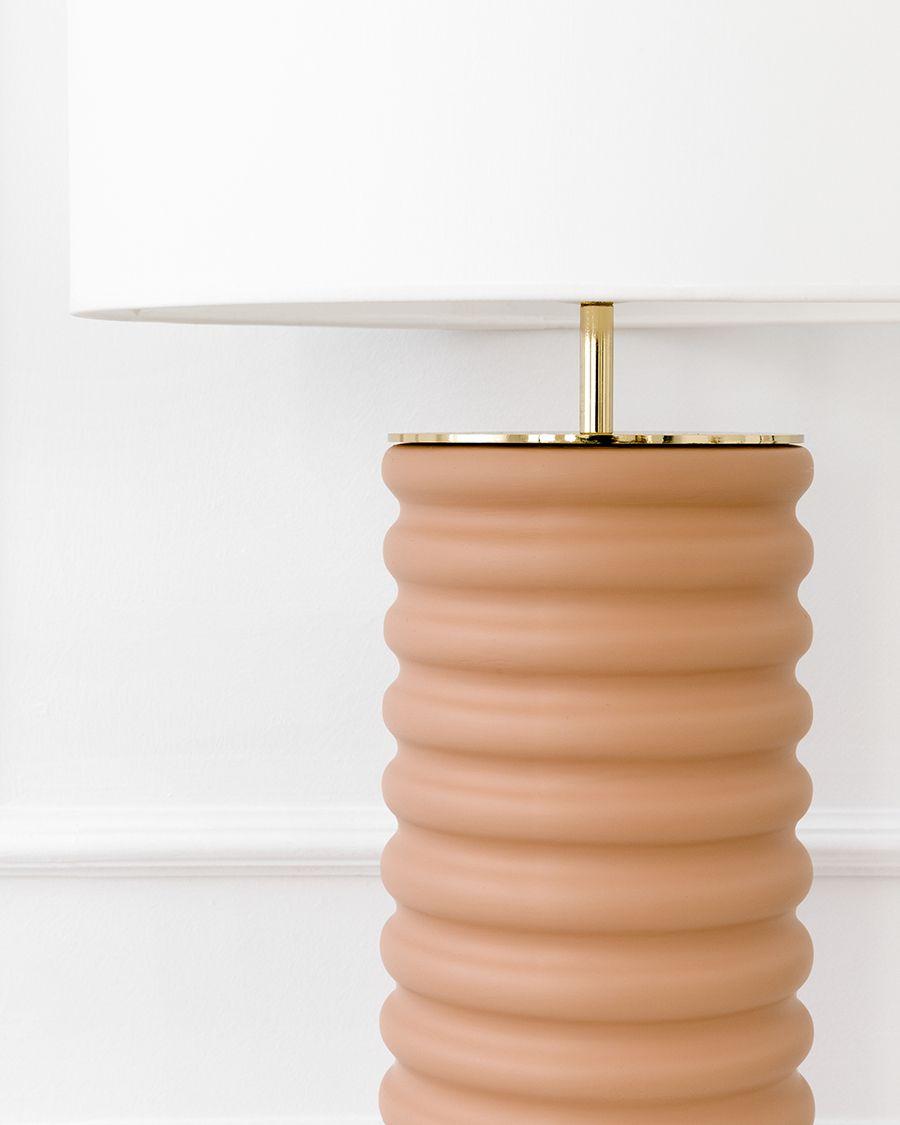 Taro lámpara de sobremesa