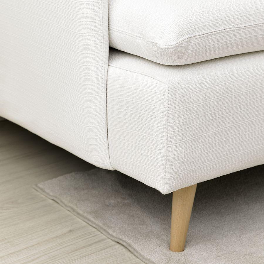 Danko sofá blanco