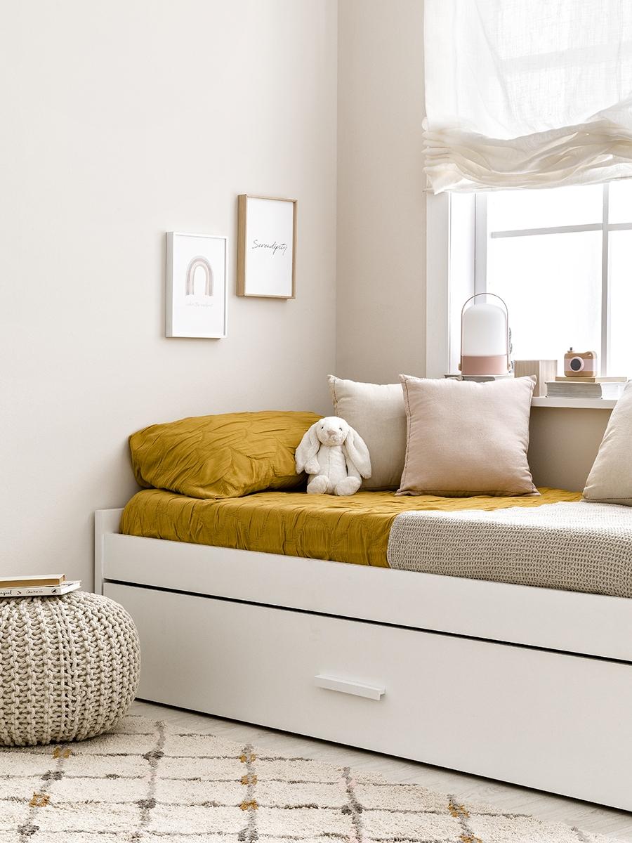 Hiba cama nido