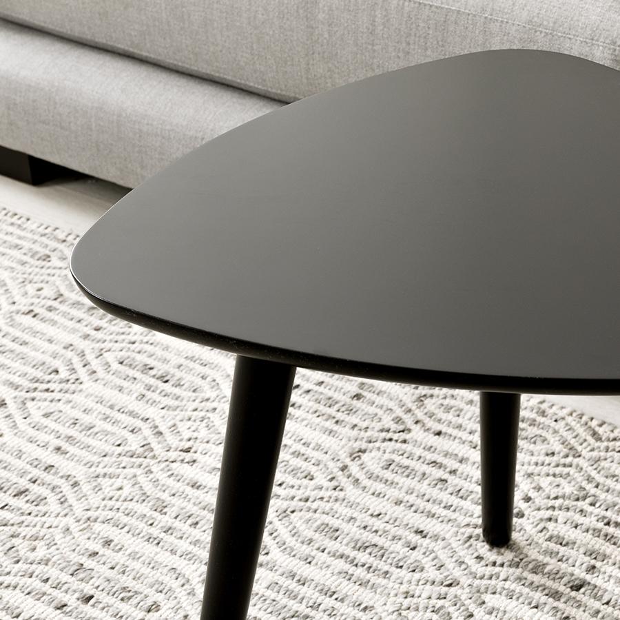 Onoh mesa de centro 48 negro