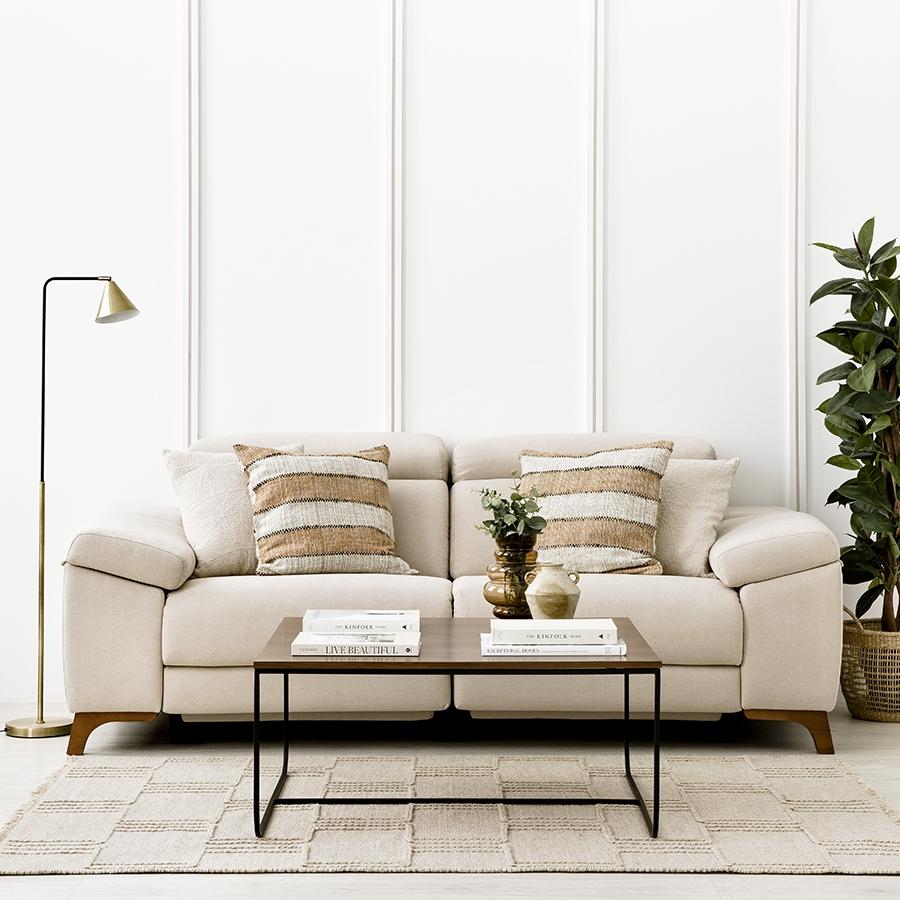 Etro sofá eléctrico 3 plazas