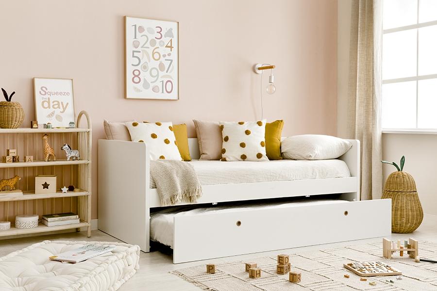 Roll cama nido