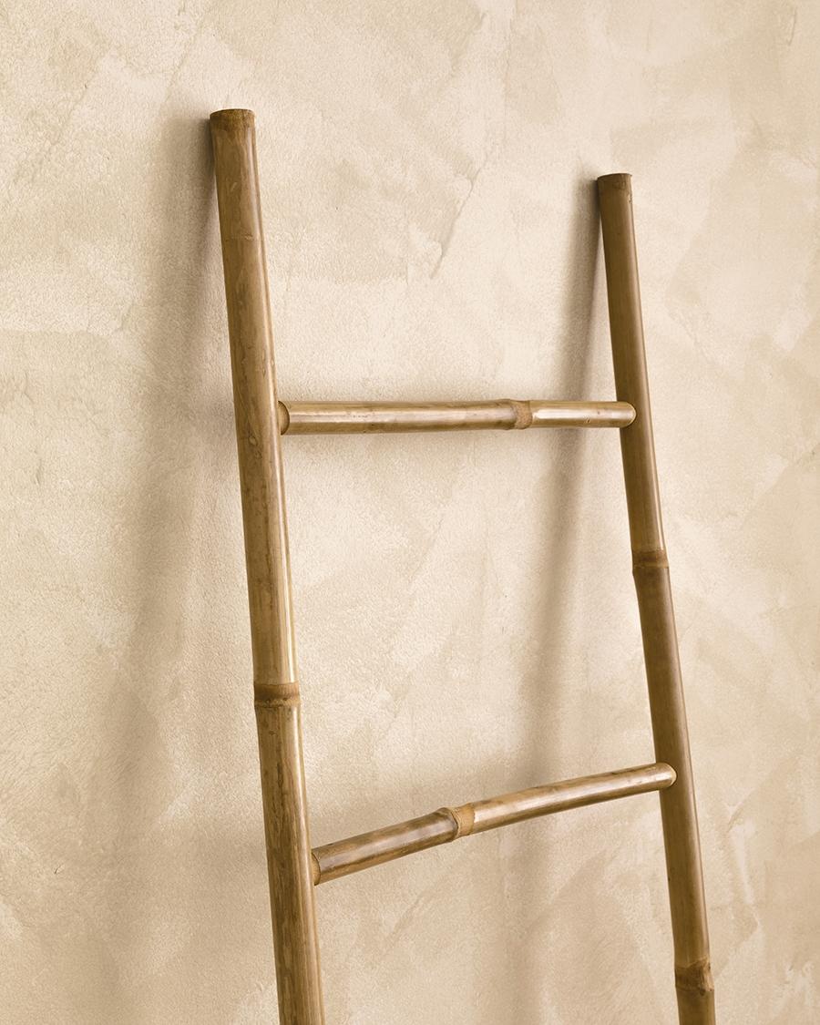 Bambu escalera