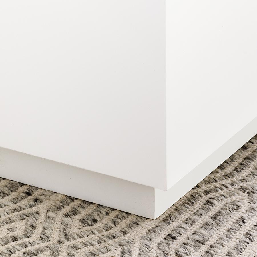 Yela mesa de centro blanca