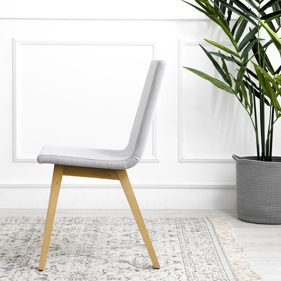 Kento silla tapizada