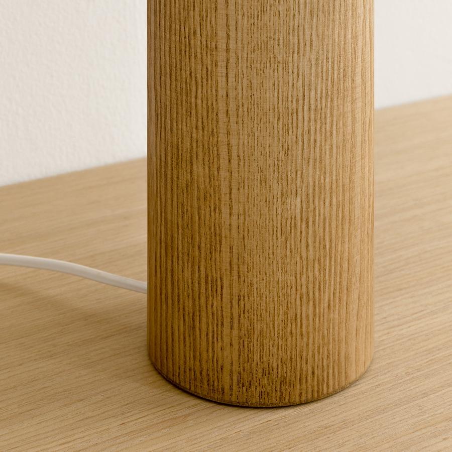 Kobe lámpara sobremesa natural