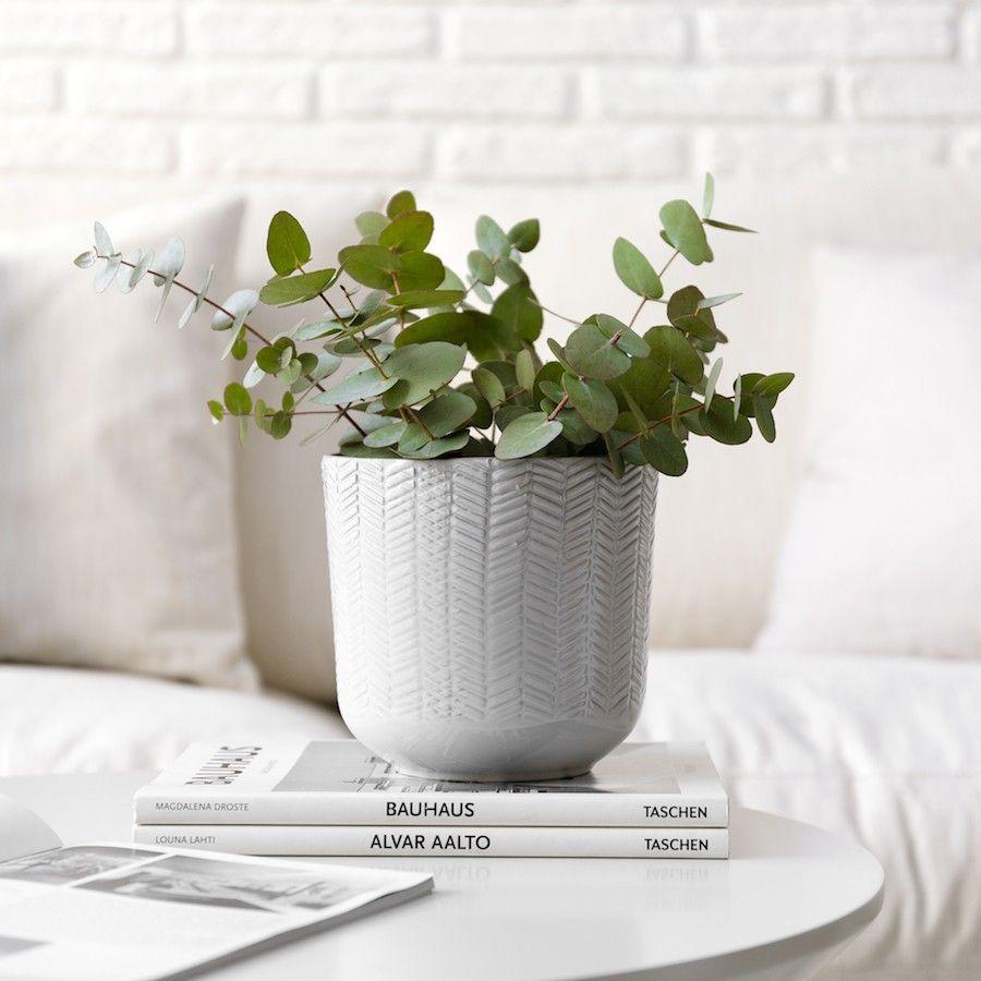 Soun vaso Bianco