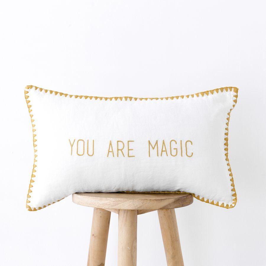 Magic cuscino bianco