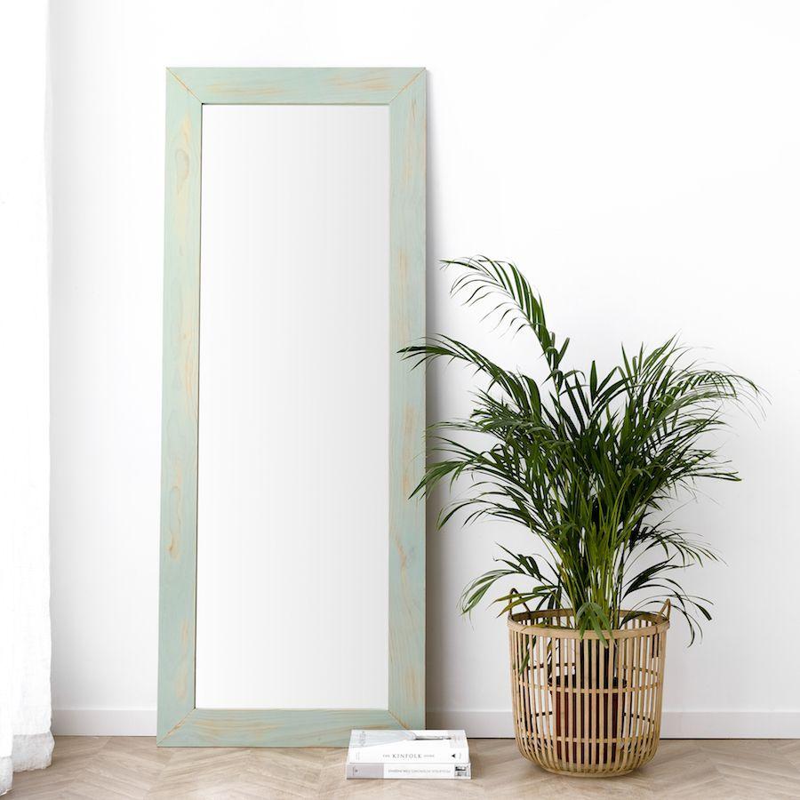 Lise specchio menta 180X70