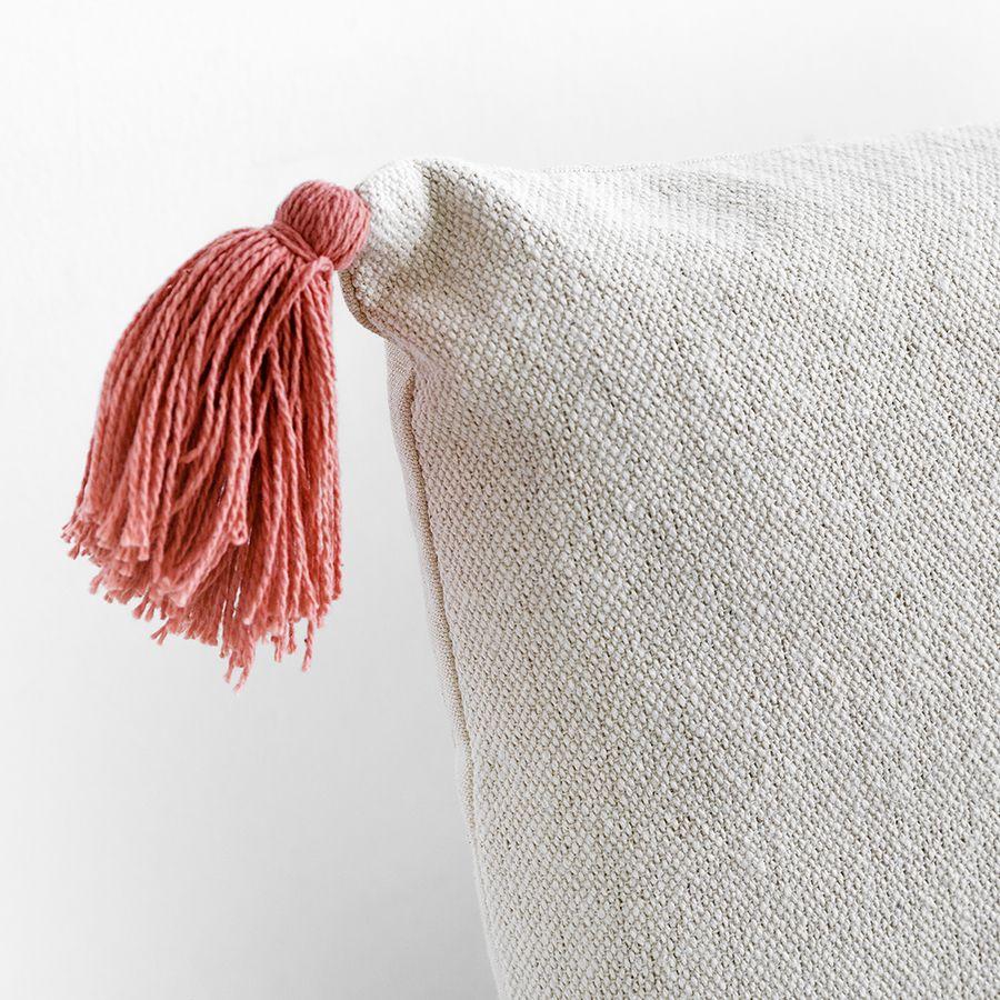 Dery cuscino corallo 45x45