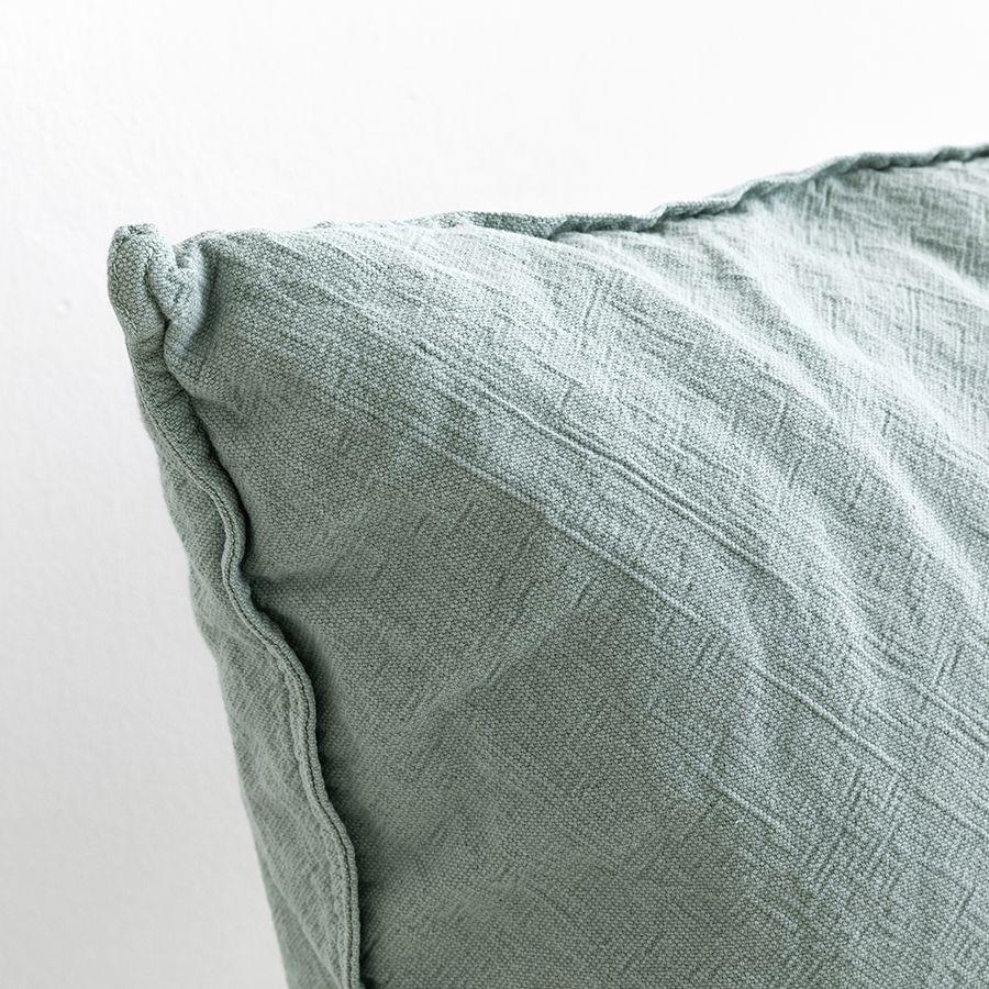 Textura cuscino menta