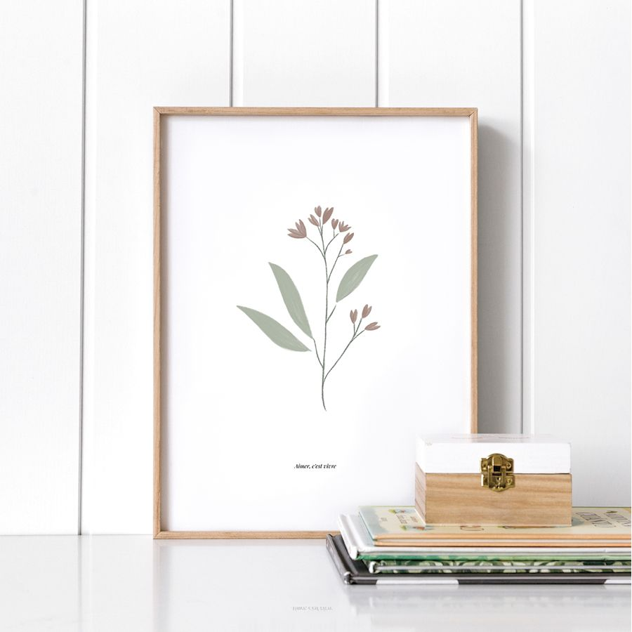Fleur stampa