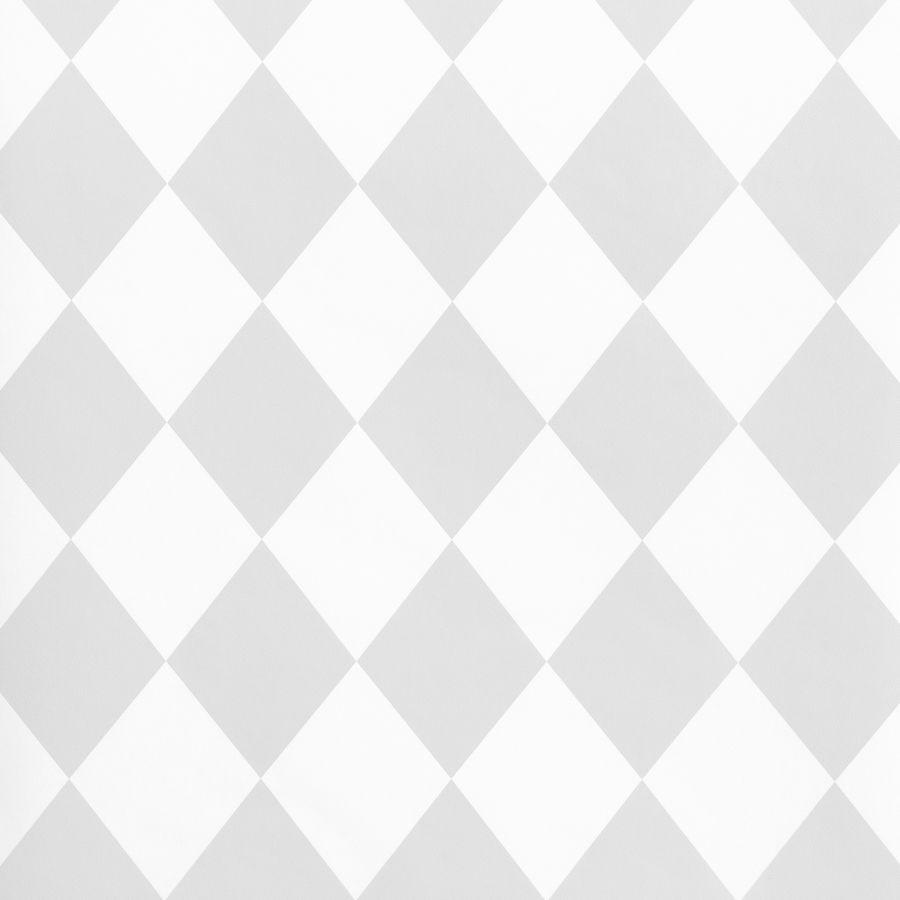 Harlequin wallpaper grigio