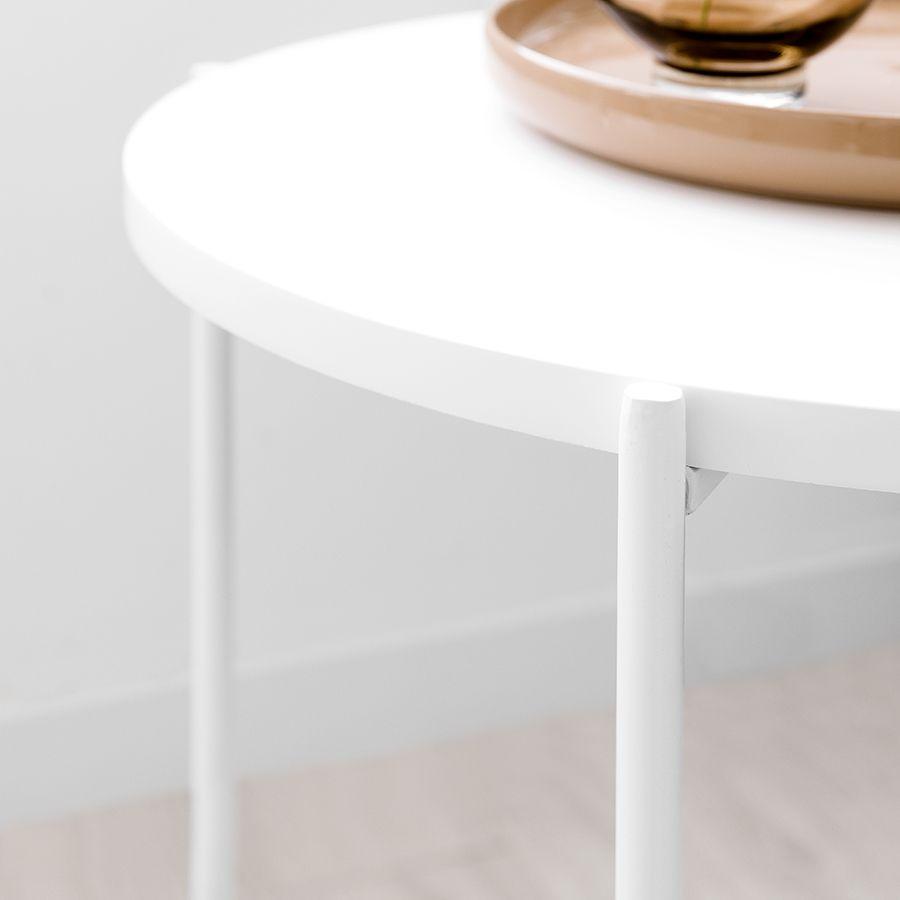 Adis tavolo ausiliare bianco