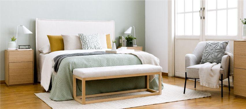 Dormitorios que invitan al relax